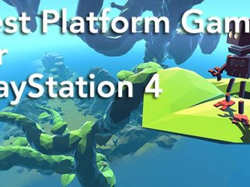 The Best Platform Games on PlayStation 4