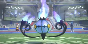 Pokken Fighter Chandelure Faces Shadow Mewtwo In New Footage