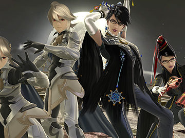 Super Smash Bros Bayonetta/Corrin DLC Release Dated