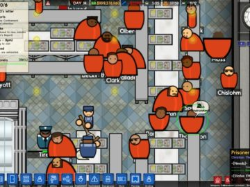 New Features Shown off In Hour-Long Prison Architect Gameplay Footage