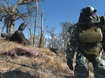 The Newest Fallout 4 Patch Allows Hacking Robots At Any Distance