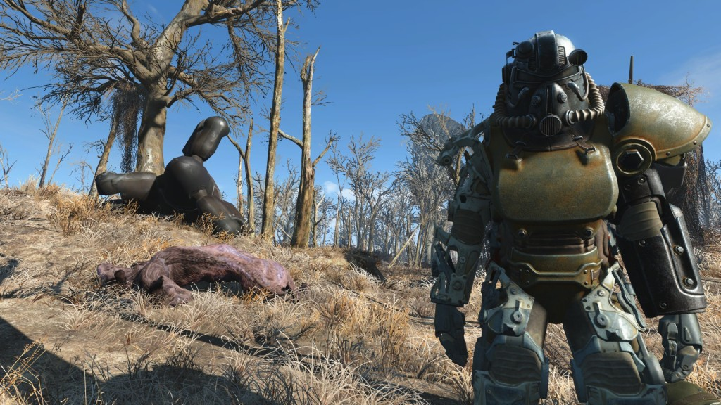 Fallout 4 Patch 1.3 Bugs Header