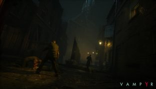 Life is Strange Developers Release First Vampyr Screenshots