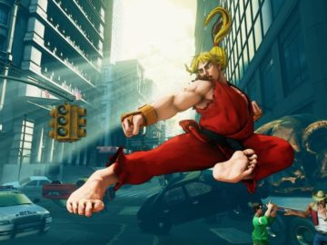 Character Story Mode Outfits For Street Fighter V Unveiled