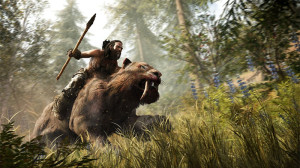 PewDiePie and Conan Tackle Far Cry Primal