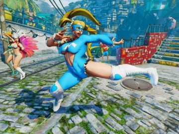 Capcom Is At It Again: Unlockable Street Fighter V Costumes Will Be Behind A Paywall