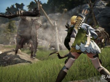 Black Desert Online Coming Out March 3, Register For Second Closed Beta Now