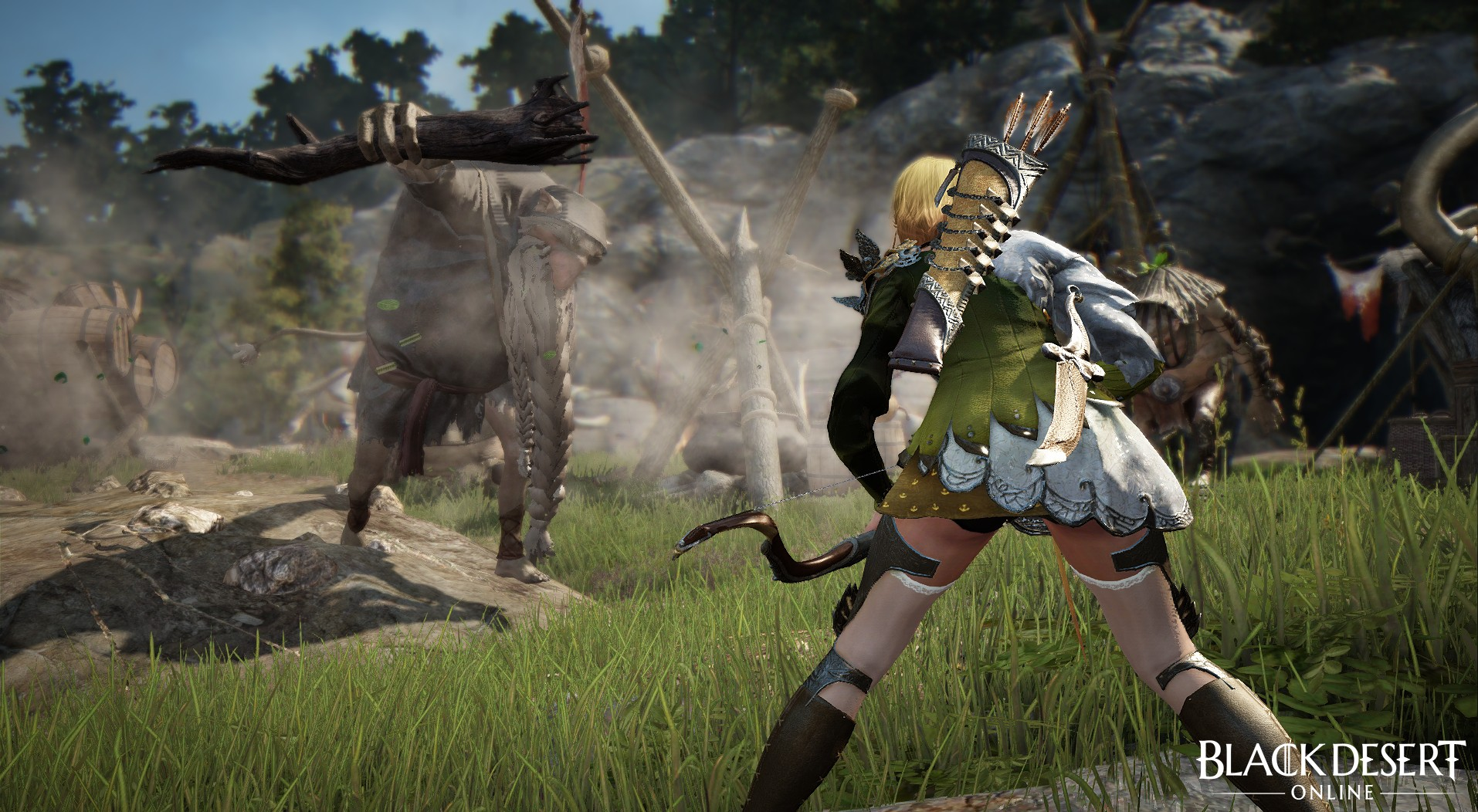 Black Desert Online Coming Out March 3 Register For