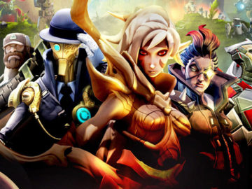 Major Battleborn Update Coming Next Week; Adds PS4 Pro Support, UI Changes, Two New Training Modes and More