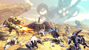 2K Games Outlines Battleborn Post Launch Plans For Both Paid And Free Content