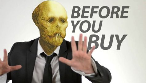 Before you buy layers of fear