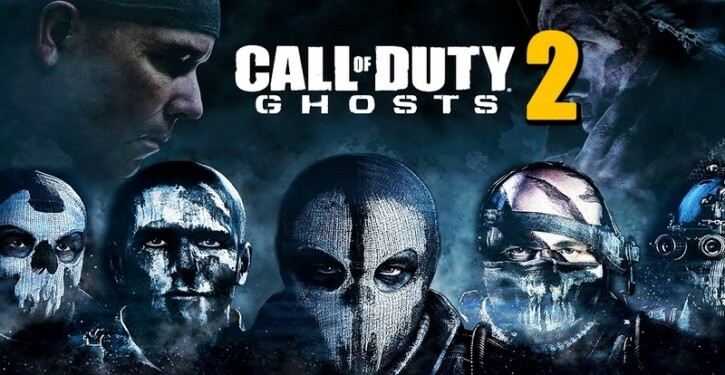 Report the next call of duty game is cod ghosts 2 sciox Images