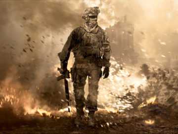 Call of Duty: Modern Warfare Remaster Seemingly Confirmed By Poop Emoji
