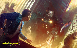 Take A Look At Cyberpunk 2077's Interface