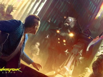 New Job Listing Suggests CD Projekt RED's Plans to Add Flying Vehicles to Cyberpunk 2077