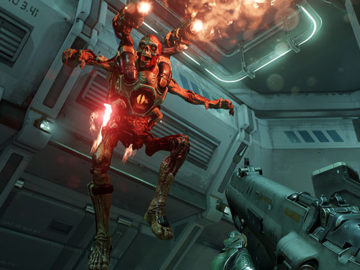 Gamestop Offers Exclusive Double-Sided Poster For Doom Pre-Order