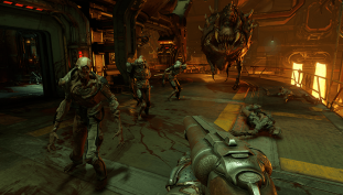 Playing At The Speed Of DOOM: id Software Puts A Finger On The Fast Pulse Of FPS