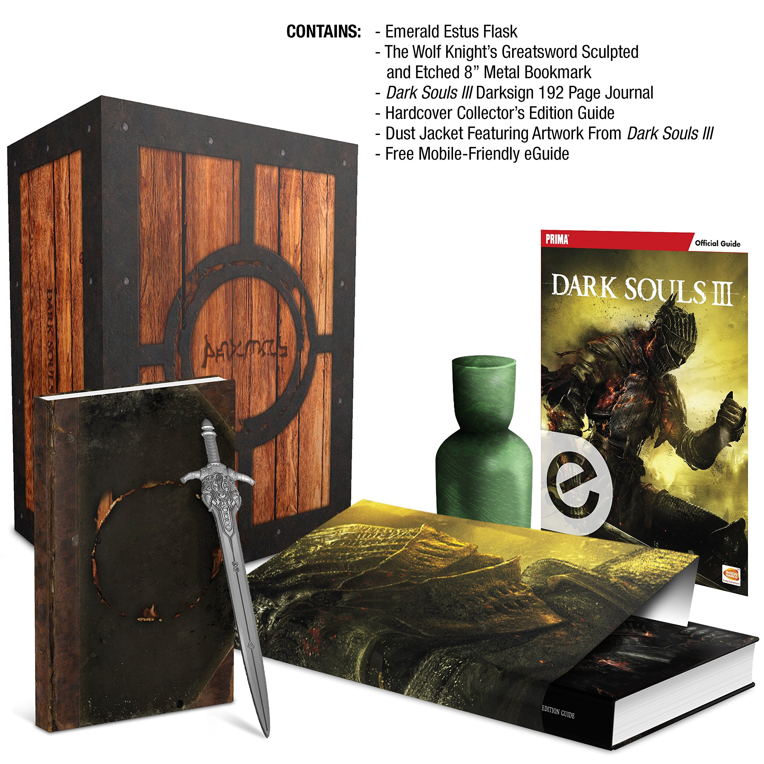 Dark Souls 3 Estus Flask Edition