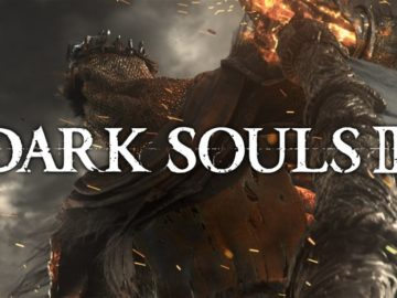 30 Minute Dark Souls III Gameplay Footage Released