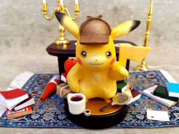 Someone Has Already Made A Detective Pikachu Amiibo