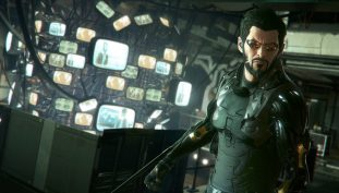 Deus Ex: Mankind Divided Wallpapers in Ultra HD   4K