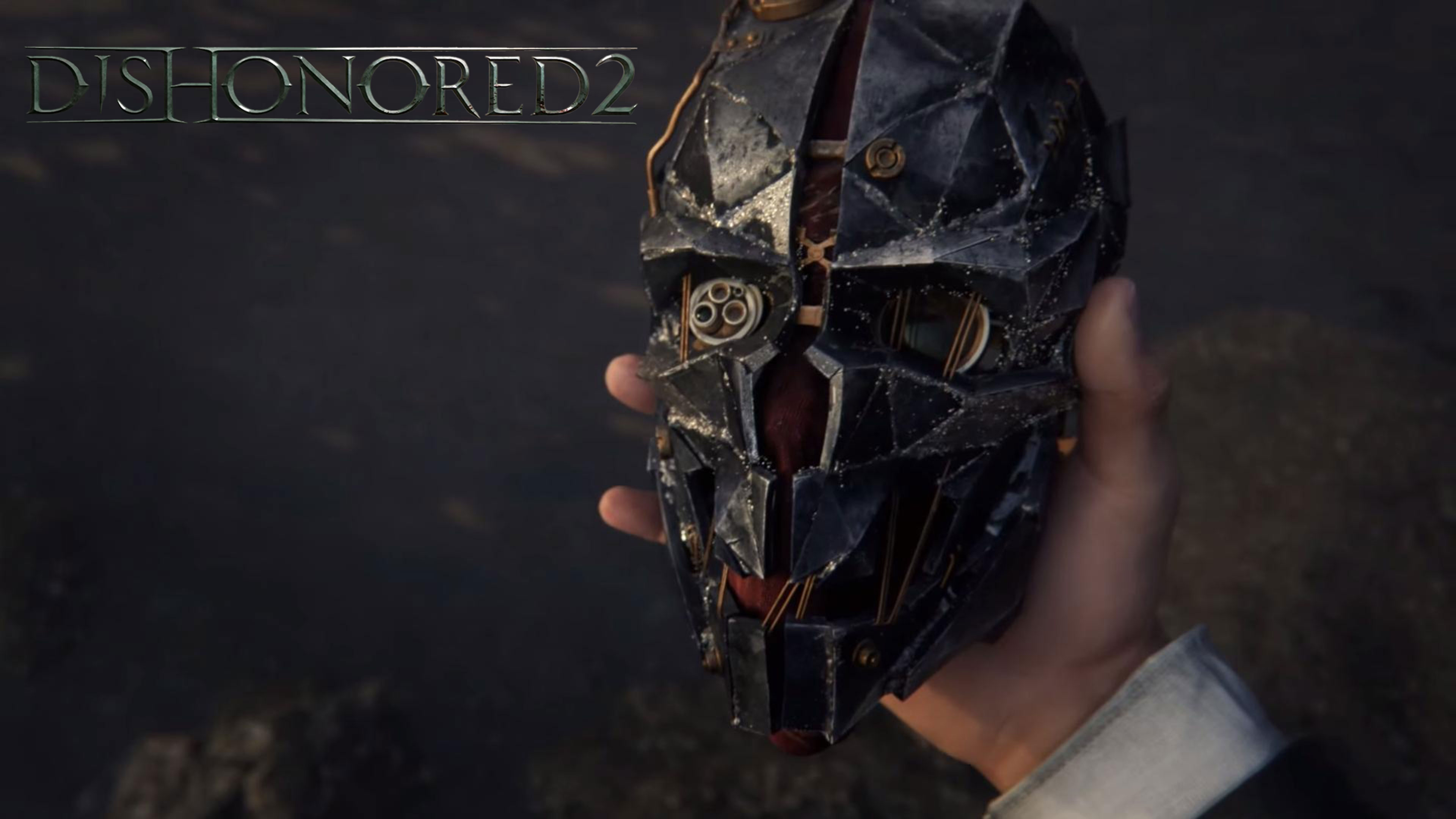 Dishonored 2 Wallpapers In Ultra Hd 4k Gameranx