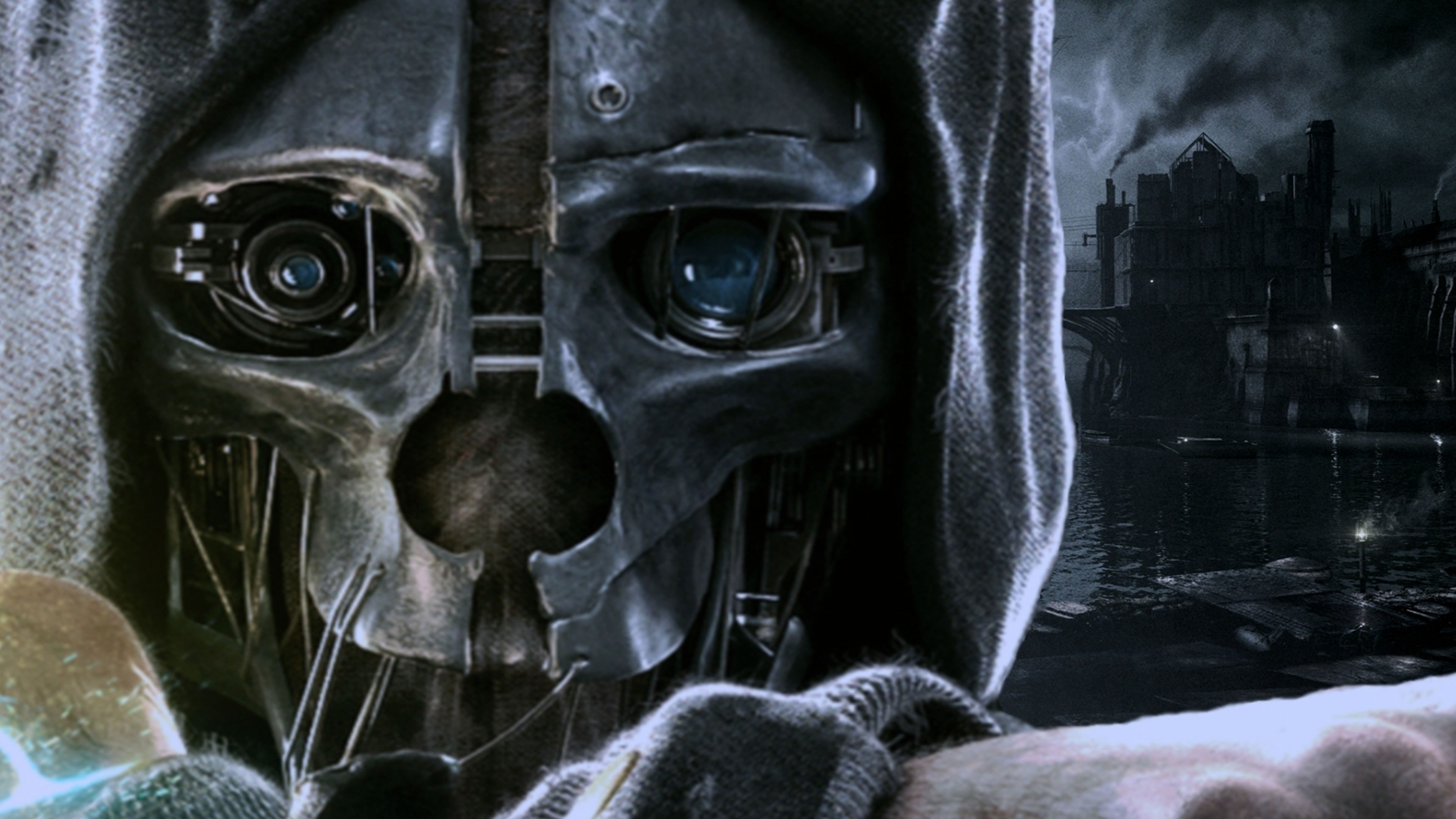 Dishonored images corvo attano wallpaper and background photos