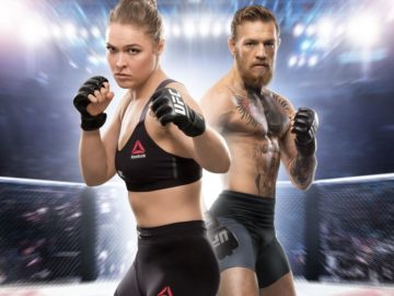 Content Update Number Six for EA Sports UFC 2 is Now Live; Four New Fighters and Gameplay Updates