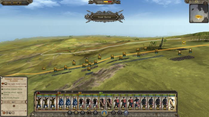 Total War Formation