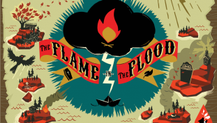 Flame in The Flood Trailers Shows Players How to Hunt and Gather