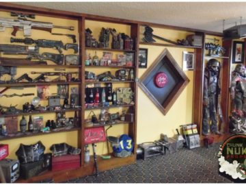 You Are Overburdened! Check Out This Propmaker's Master Fallout Collection