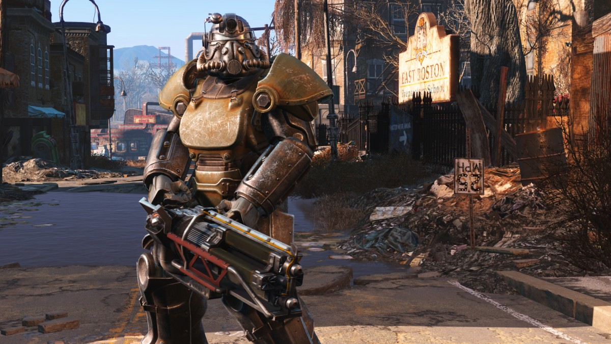 Fallout 4 DLC Details Revealed: Automatron, Wasteland Workshop, Far Harbor