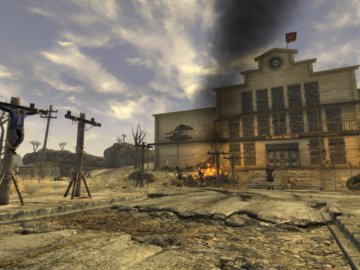 Got A Spare $5 Mil? Buy The Town Of Nipton From Fallout: New Vegas