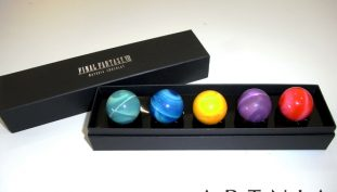 Final Fantasy Valentine's Day Chocolates Spotted In Japan