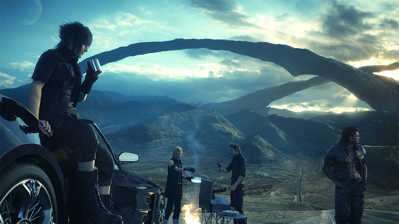 Final Fantasy Xv Wallpapers The Best 79 Images In 2018: Final Fantasy XV Wallpapers In Ultra HD