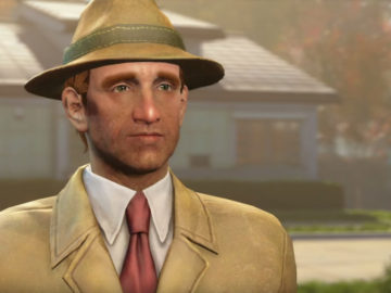 Someone Is Using The Vault Tec Rep From Fallout 4 To Make Prank Calls