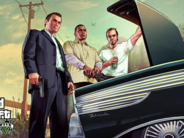 Grand Theft Auto V Tops PS4 Digital Sales; Rocket League Takes Second Place
