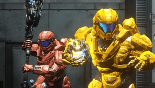 Halo 5: Guardians Grifball Players Experience Exploits