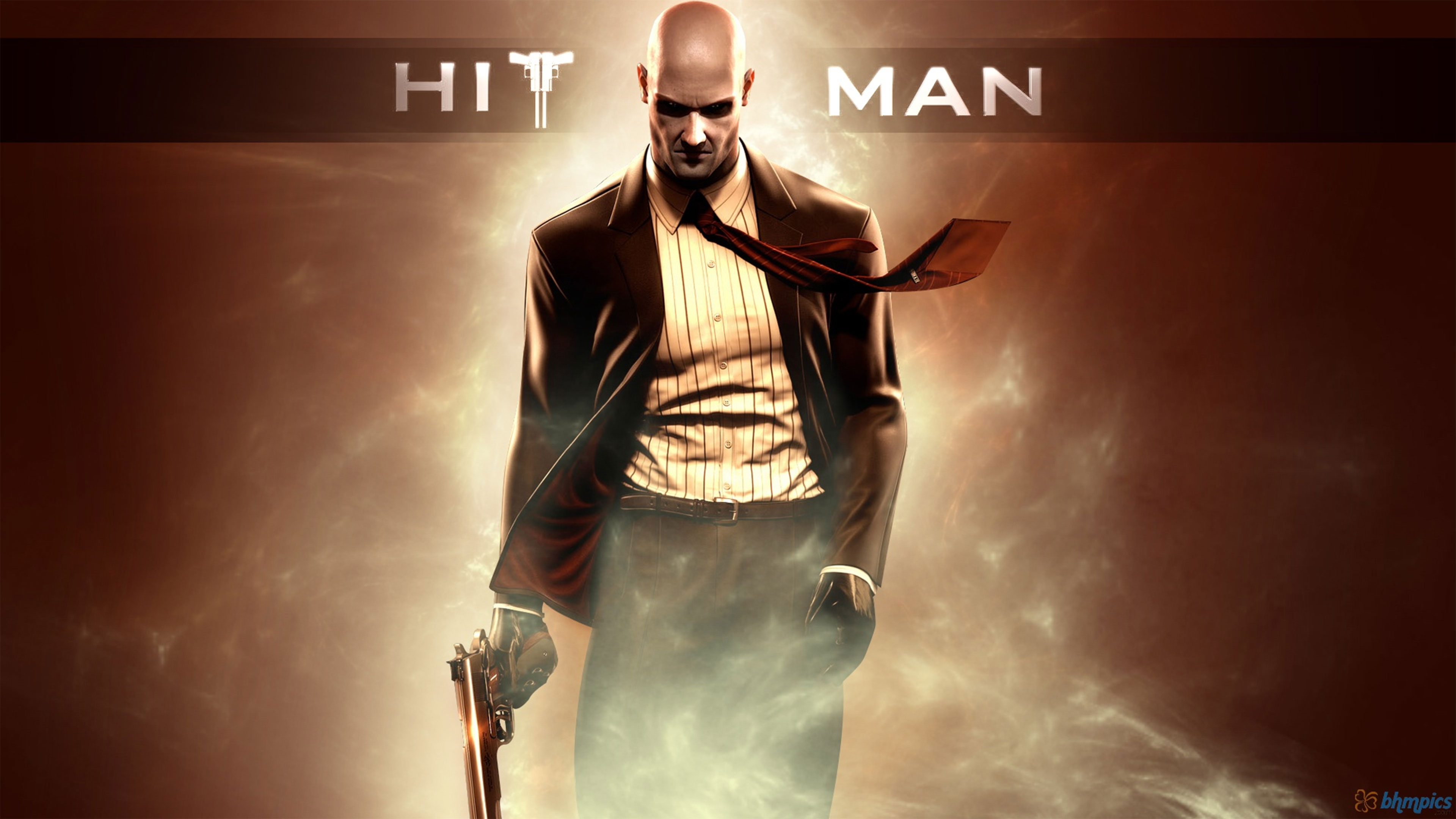 Hitman 4K Wallpaper ...