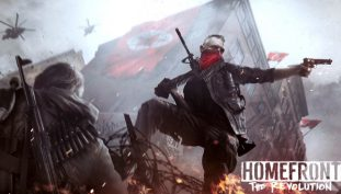 Homefront: The Revolution Wallpapers in Ultra HD | 4K