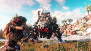 Horizon Zero Dawn Allows You To Create Quests; Main Story Builds To A Slam-Bang Climax