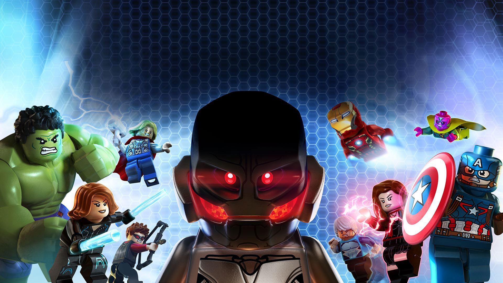 Lego Marvel S Avengers Wallpapers In Ultra Hd 4k Gameranx