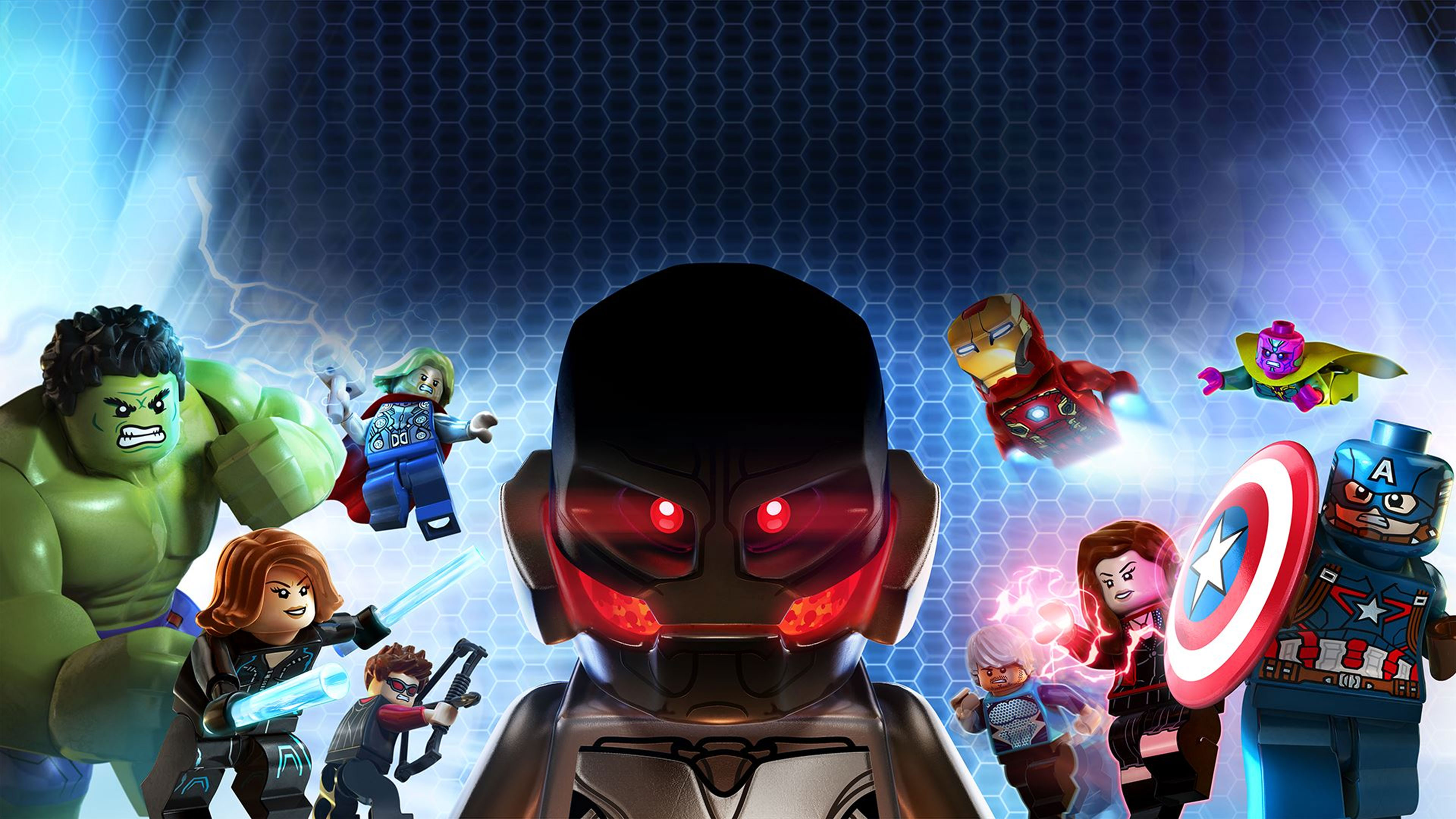Lego Marvels Avengers Wallpapers In Ultra Hd 4k Gameranx