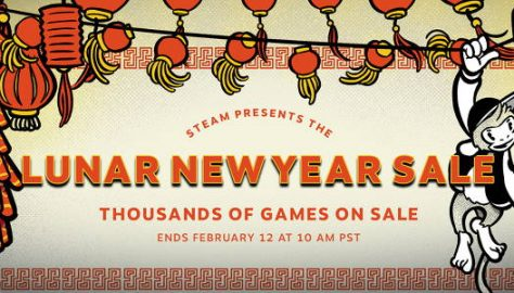 Lunar Steam sale 2016