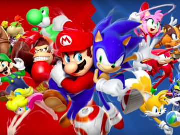 Sonic Could Potentially See More Crossover Games