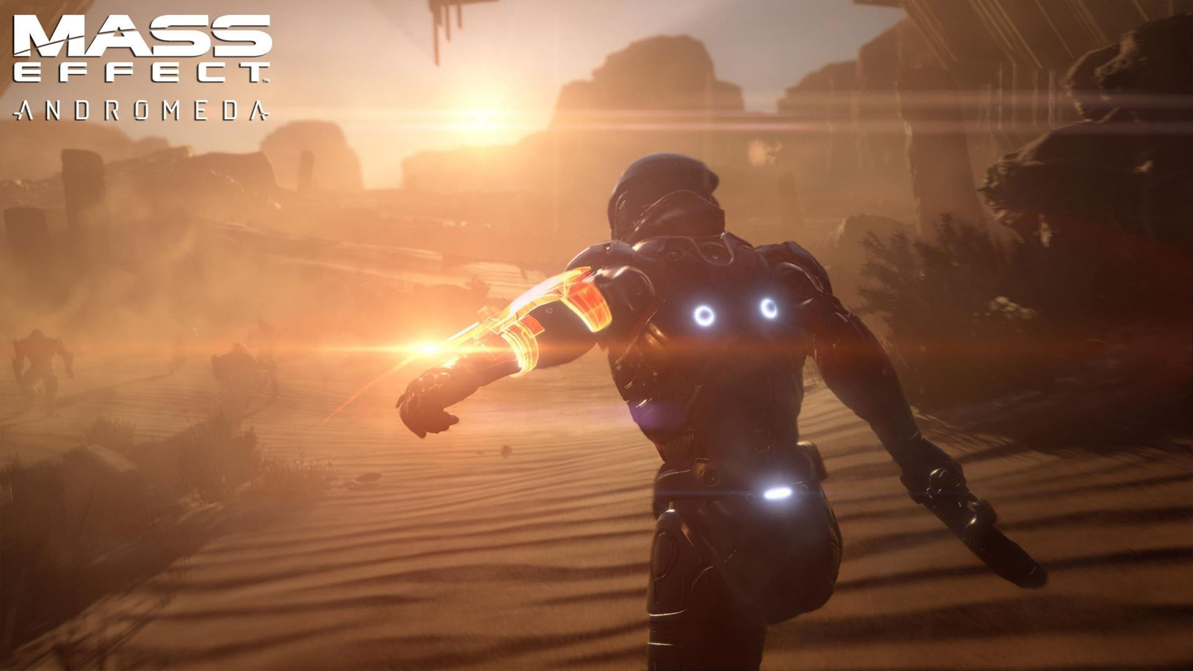 Mass Effect Andromeda Delayed to Early 2017, Suggests EA CFO