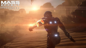 "Mass Effect Andromeda And BioWare's New IP Both ""Looking Stunning"", Dev Says"