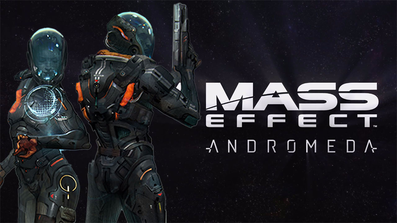 Mass Effect Andromeda Full Hd 3d Wallpapers: Mass Effect Andromeda Wallpapers In Ultra HD