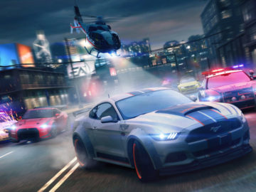 EA CEO Reveals New Upcoming Need for Speed Game