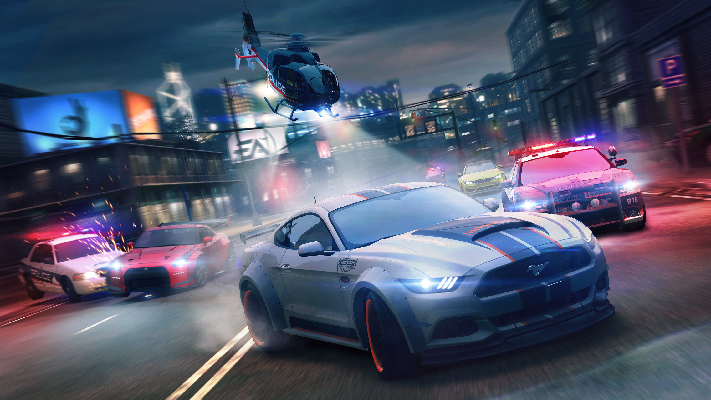 Get Your Free Copy Of Need For Speed